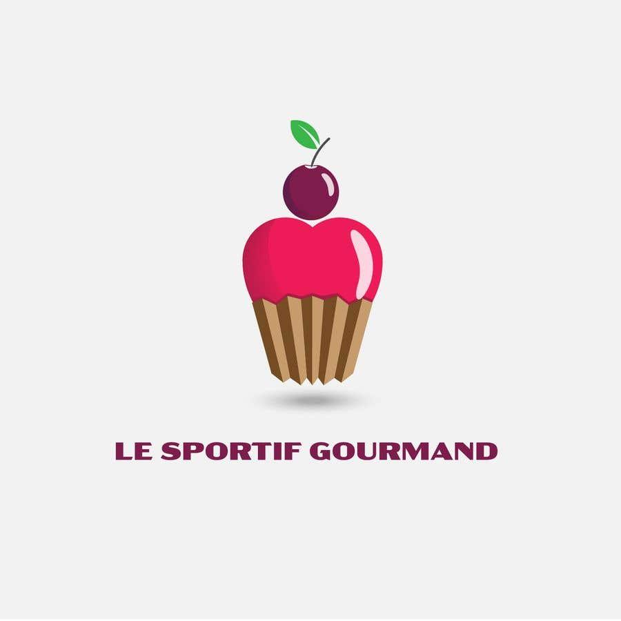 Penyertaan Peraduan #160 untuk Logo design for a Pastry for athletics