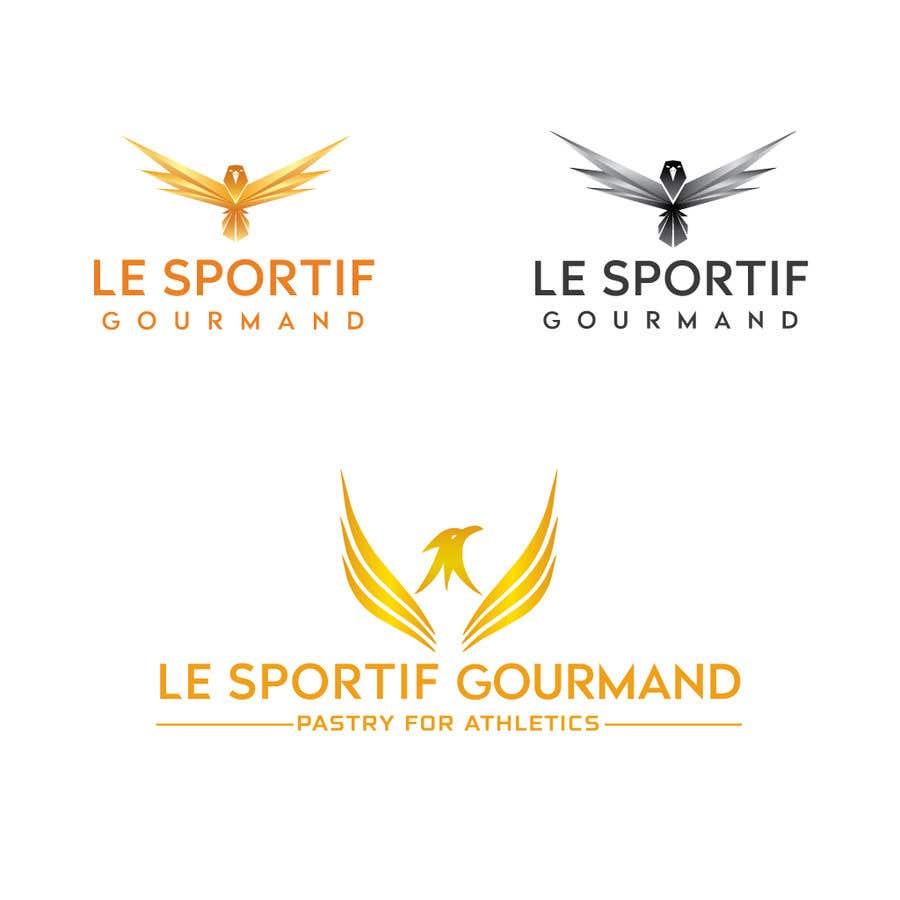 Penyertaan Peraduan #158 untuk Logo design for a Pastry for athletics