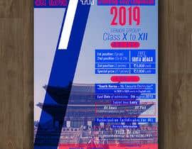 Nro 21 kilpailuun Poster Design for Essay Contest Sr 2019 käyttäjältä sayannandi41