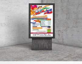nº 7 pour Poster Design for Essay Contest Jr 2019 par raihan1212