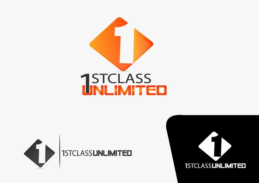 Bài tham dự cuộc thi #                                        25                                      cho                                         Logo Design for 1st Class Unlimited