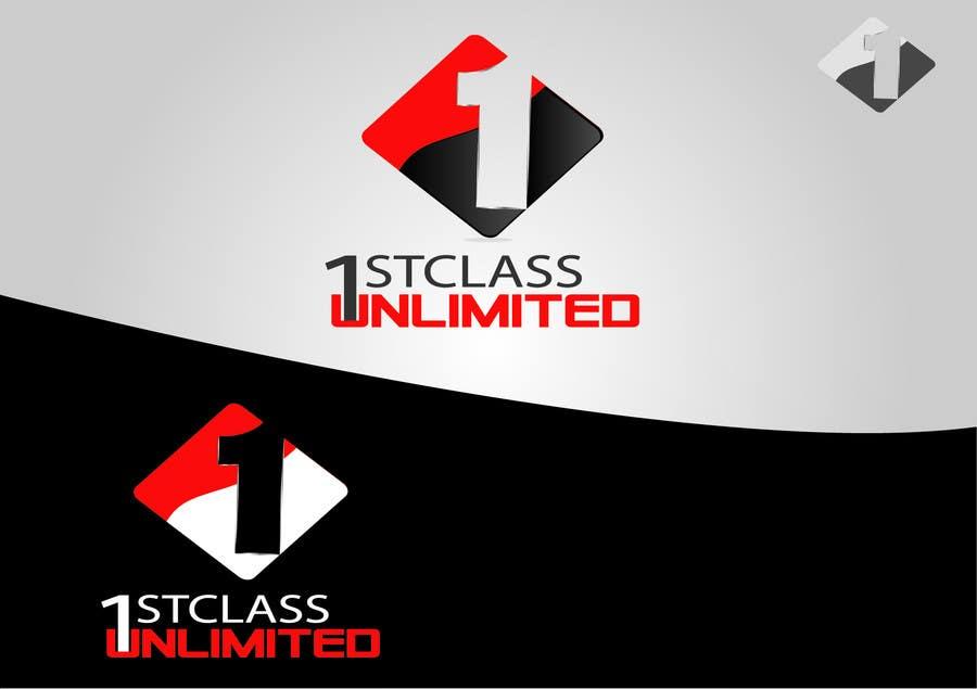 Bài tham dự cuộc thi #                                        27                                      cho                                         Logo Design for 1st Class Unlimited