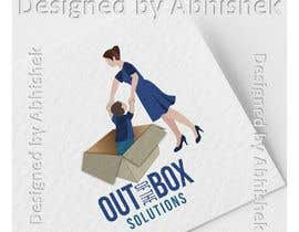 nº 50 pour Out of the box Solutions logo par abhinids