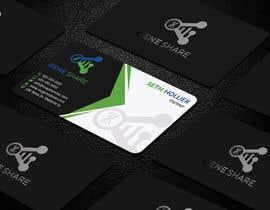 Nro 588 kilpailuun Design business cards käyttäjältä sabbir2018