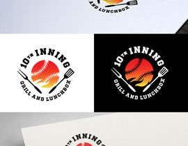 #102 untuk Baseball theme logo for restaurant oleh eddesignswork