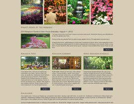 #5 for Design Inspiration for Bergeson Nursery Website af antonyngo