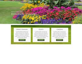 #9 for Design Inspiration for Bergeson Nursery Website af Pavithranmm