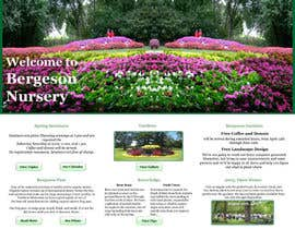 #12 for Design Inspiration for Bergeson Nursery Website af isalabasheva