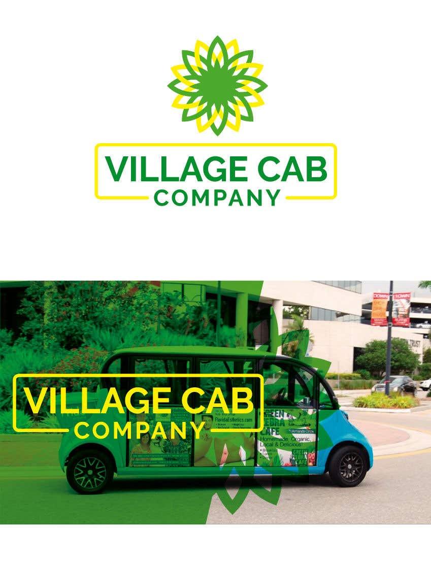 Bài tham dự cuộc thi #98 cho Village Cab Company logo