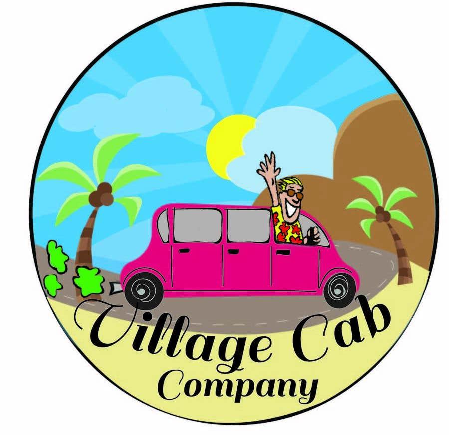 Bài tham dự cuộc thi #78 cho Village Cab Company logo