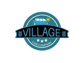 #96 para Village Cab Company logo por kksaha345