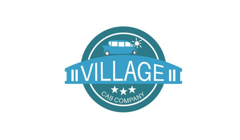 Bài tham dự cuộc thi #99 cho Village Cab Company logo