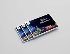#53 para Winter Wonderland Brochure por designersohag261