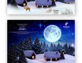 #70 para Winter Wonderland Brochure por biswasshuvankar2
