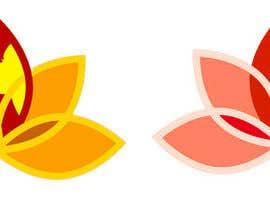 nº 799 pour Edit colors in a logo and send image files par girirepala