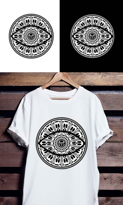 Penyertaan Peraduan #109 untuk T-Shirt Design