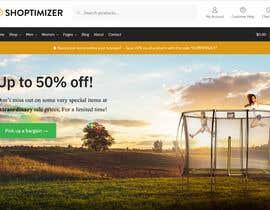 Nro 64 kilpailuun Photoshop product picture into a new background for banner käyttäjältä designspace333