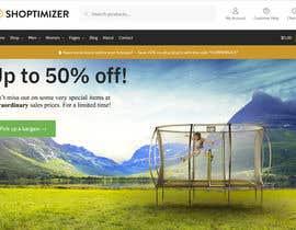 Nro 132 kilpailuun Photoshop product picture into a new background for banner käyttäjältä designspace333