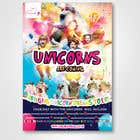 Proposition n° 171 du concours Graphic Design pour Flyer Design Kinds Unicorn Event