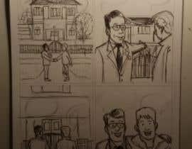 #41 для Instructional comic/storyboard от NikArtStudio