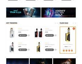 #37 untuk website and online store oleh Arghya1199