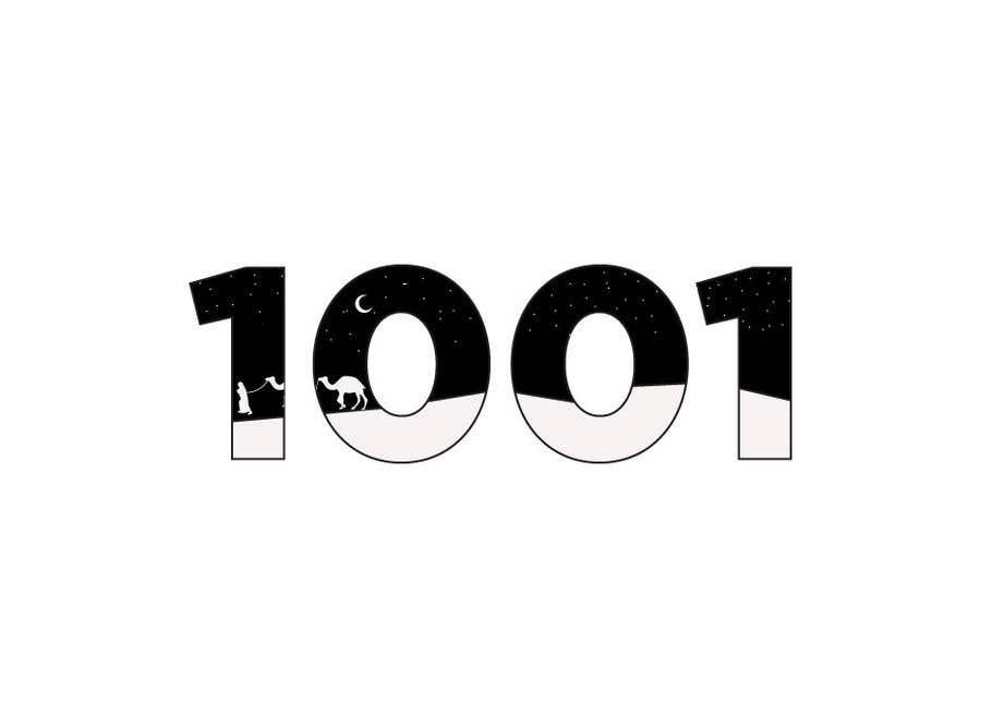 Konkurrenceindlæg #80 for Logo Design for 1001