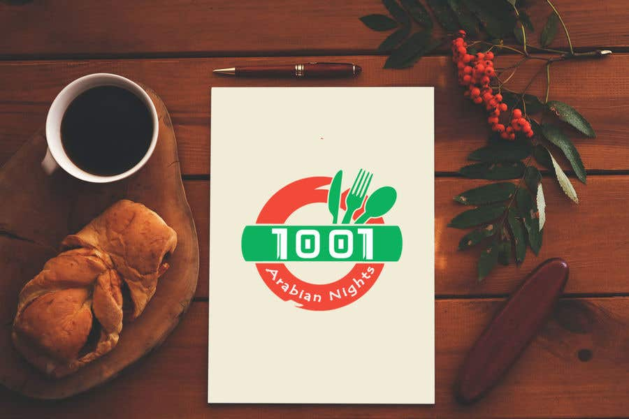 Konkurrenceindlæg #50 for Logo Design for 1001