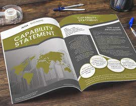 #65 for Design of Capability Statement af SKKawsarHossain