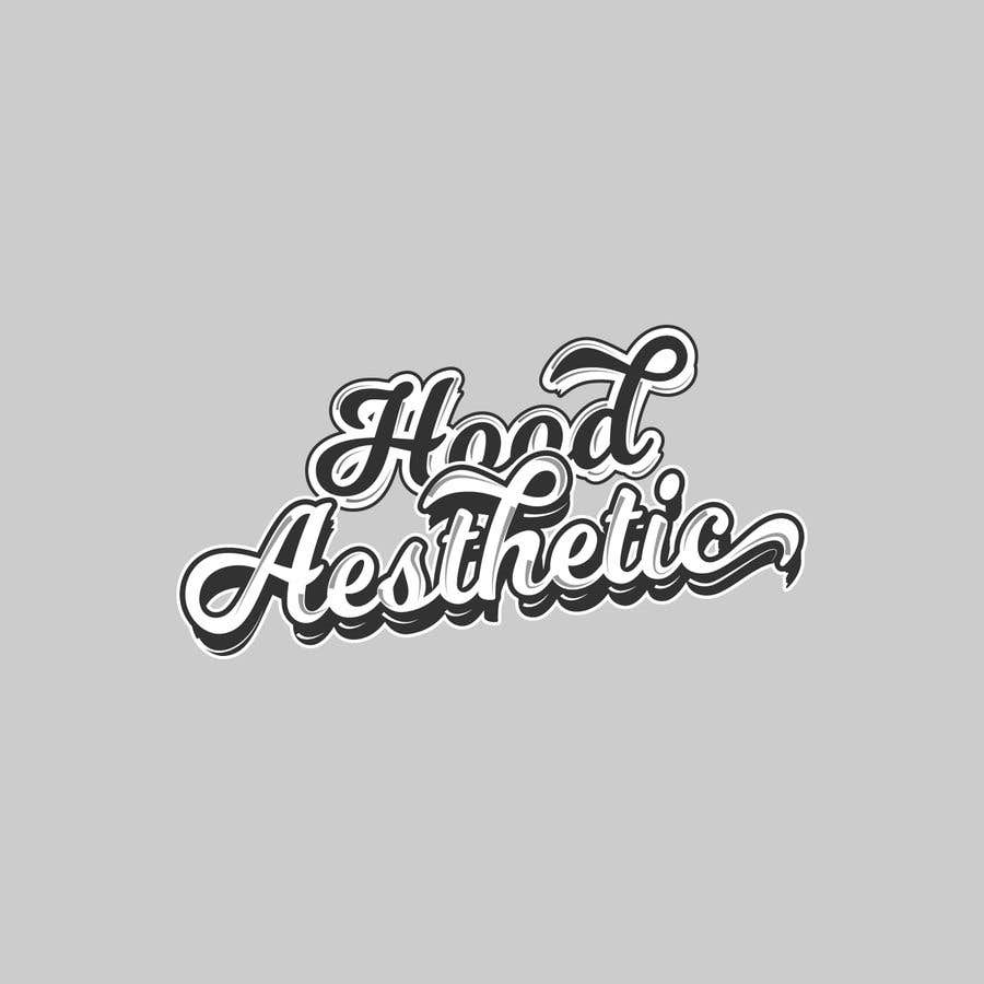 Penyertaan Peraduan #12 untuk Turn these words into a different font style for brand.
