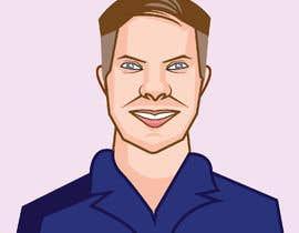 #3 for Vector art portrait cartoon af prayasdesign