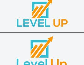 #212 para Logo design for Level Up por sahed3949