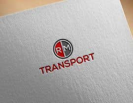 #377 for Make professional logo for transport company by MOFAZIAL