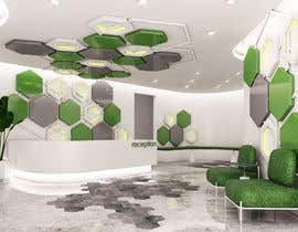 #20 for Design a 3D concept for Clinic reception by abrahamlolesle