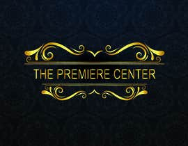 #10 for I would like a high definition logo designed for a new event center.  Name: The Premiere Center  black bold font with gold emblem around it. by Ridoy203