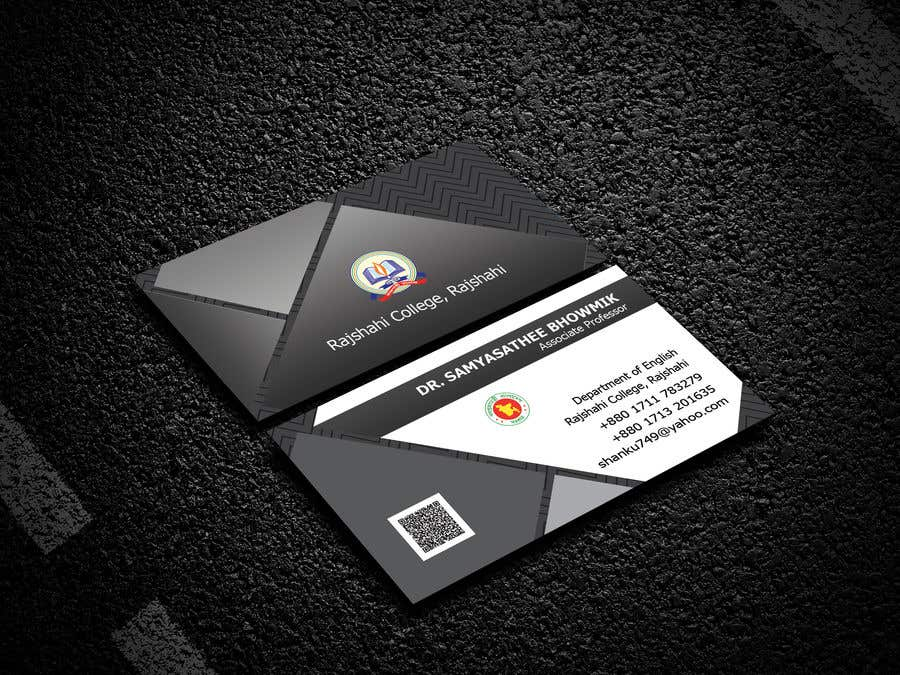 Contest Entry #309 for Business Card Design.