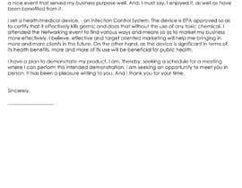 #9 для Thank you letter (email) /Sales Letter от iftekharuddinmoh