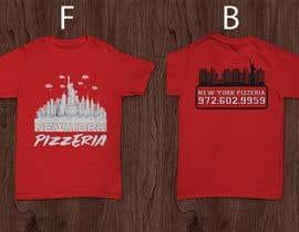 #15 for redesign Tshirt logo - NYP af shahadot55