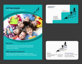 #58 for File cover, letterhead and business card by MDAzimul