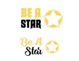 masumworks tarafından Be A Star Logo için no 255