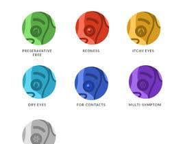 Nro 43 kilpailuun Need Some Icons Designed - Graphic Design käyttäjältä leandeganos
