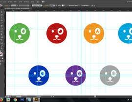 Nro 18 kilpailuun Need Some Icons Designed - Graphic Design käyttäjältä nikhiltank35