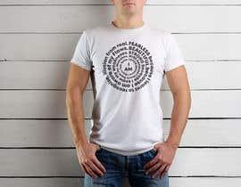 Nro 8 kilpailuun I need a T-shirt design käyttäjältä mahabub14