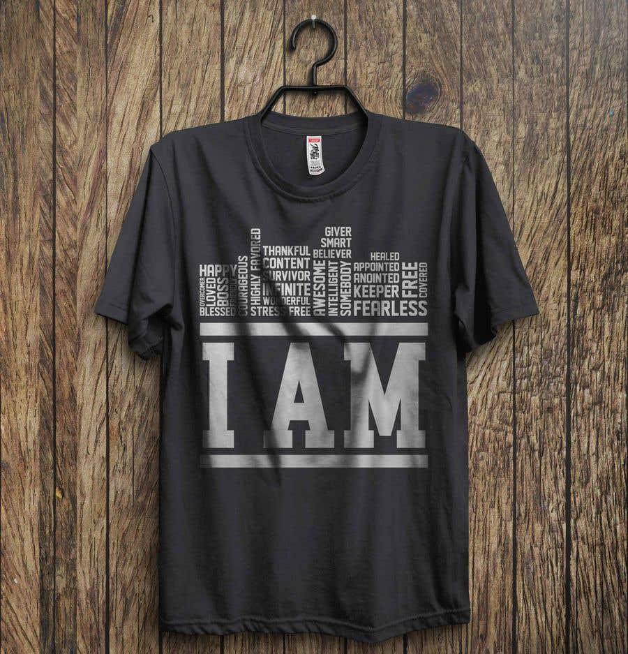 Kilpailutyö #46 kilpailussa I need a T-shirt design