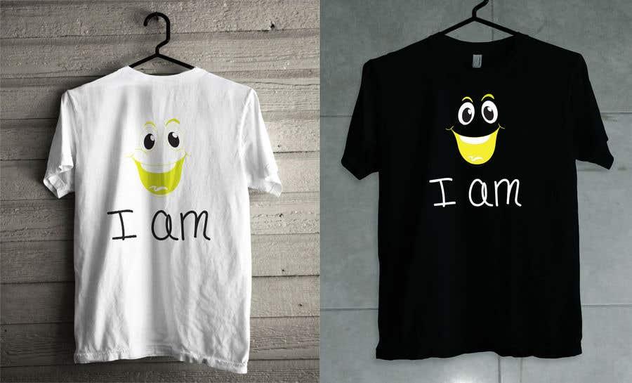 Kilpailutyö #42 kilpailussa I need a T-shirt design