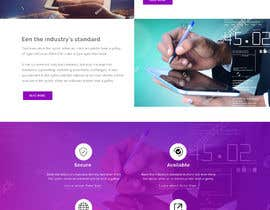 #4 para Create a graphic design for a website por saidesigner87