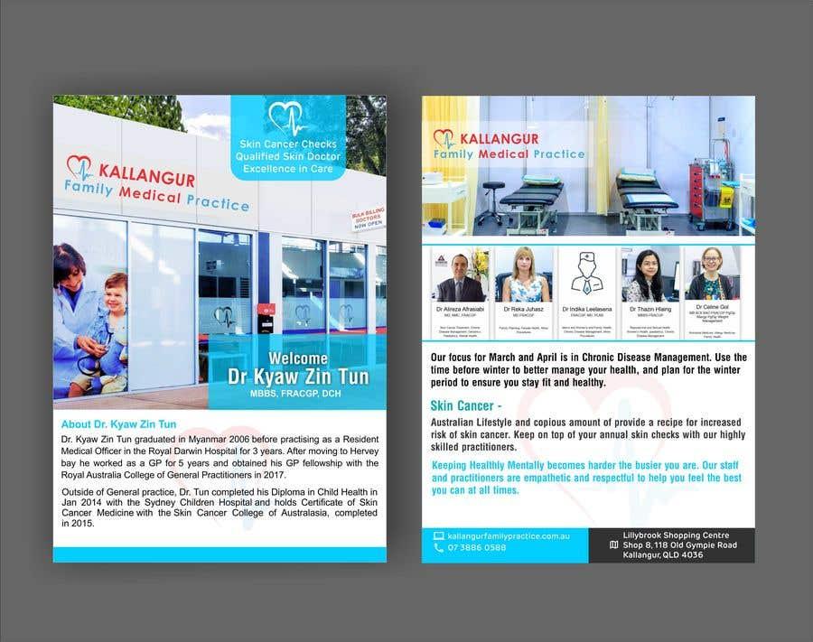 Kilpailutyö #112 kilpailussa Flyer Design