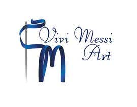 #50 for Logo for handmade creations by an Italian artisan - Vivi Messi Art by IrinaAlexStudio
