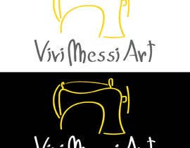 #35 for Logo for handmade creations by an Italian artisan - Vivi Messi Art by b3ast61