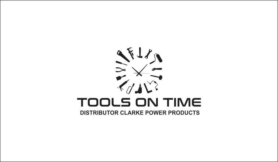 Contest Entry #32 for Tools on Time Logo