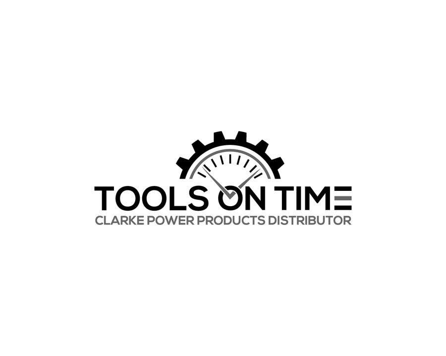 Contest Entry #37 for Tools on Time Logo